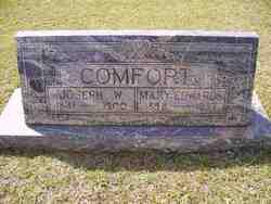 Mary Catherine Mamie <i>Edwards</i> Comfort