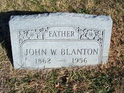 John Wesley Blanton