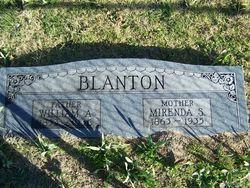 Mirenda Samantha <i>Mills</i> Blanton