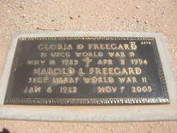 Harold Freegard