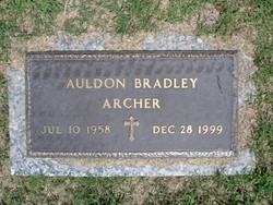 Auldon Bradley Brad Archer