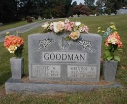 Melvina <i>Massengill</i> Goodman