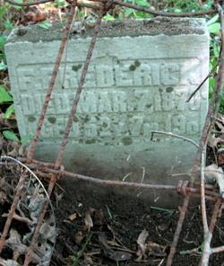 F. Frederick Prebster