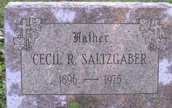 Cecil Ray Saltzgaber