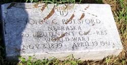 John Clarence Botsford