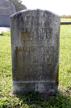 Alexander Atkins