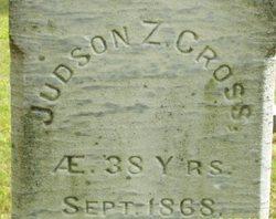 Judson Z Cross
