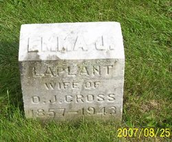 Emma J <i>Laplant</i> Cross