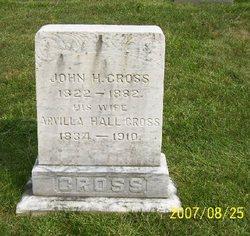 Arvilla <i>Hall</i> Cross