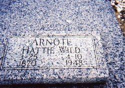 Hattie <i>Wild</i> Arnote