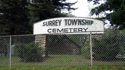 Surrey Township Cemetery
