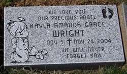 Kayla Amanda Grace Wright
