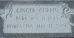 Virginia Lee <i>Reeves</i> Currin