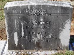 Edward S Moore