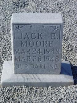 Jack R Moore