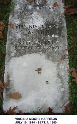 Virginia Moore Harrison
