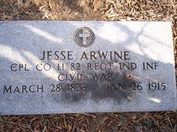 Jesse Arwine