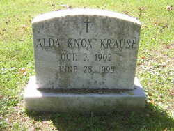 Alda <i>Knox</i> Krause