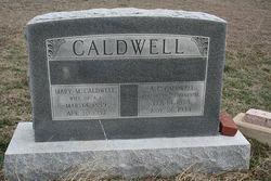 Mary M. Caldwell