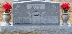 Birtie <i>Briggs</i> Baty
