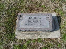 Leslie A. Norman