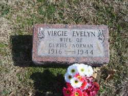 Virgie Evelyn <i>Hillis</i> Norman