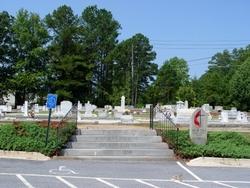 Mount Bethel Methodist Cemetery