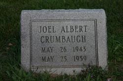 Joel Albert Crumbaugh