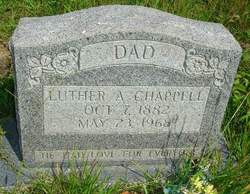Luther Andrew Chappell