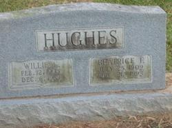 Willie Lee Hughes