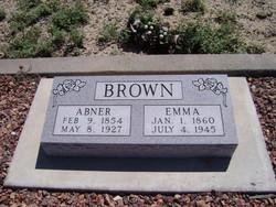 Abner Brown