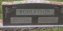 Charles Franklin Robertson, Jr