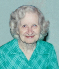 Adeline Constance <i>Baughman</i> Cantrell