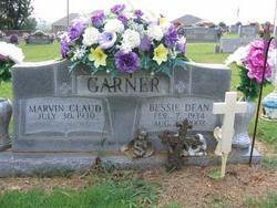 Bessie Dean <i>Goode</i> Garner