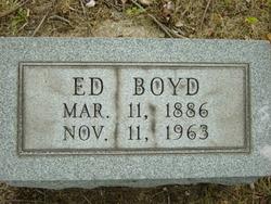 Ed Boyd
