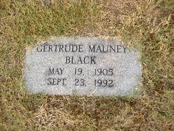 Lillian Gertrude <i>Mauney</i> Black