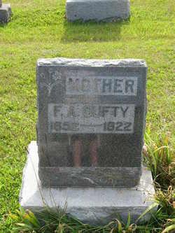 Florence Adeltha Flora <i>Higday</i> Dufty