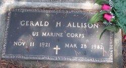 Gerald H. Allison