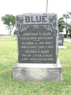 Esther R. <i>Blue</i> Barr