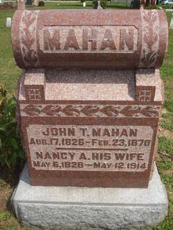 Nancy A Mahan