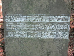 Mary Elen <i>Brown</i> Davis
