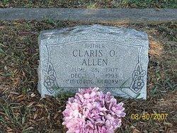 Claris Opal <i>Jay</i> Allen