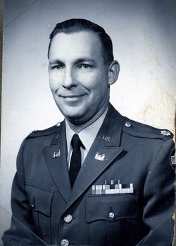 LTC Daniel Marshall Leininger