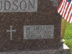 M. Lillian Northrup Hudson