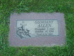 Gloriant Allan