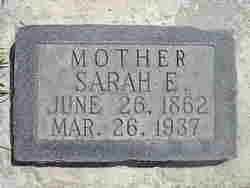 Sarah Ellen Criddle