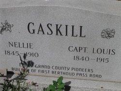 Nellie C. <i>Rogers</i> Gaskill