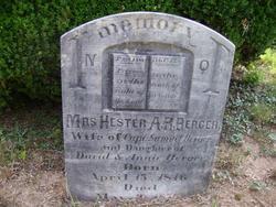 Hester Ann Roe <i>Berger</i> Berger