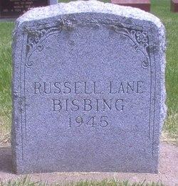 Russell Lane Bisbing