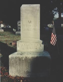 Michael Heman Yawman, Sr
